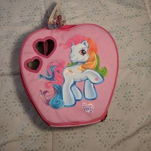 NEW! My Little Pony Collectible Carry Case